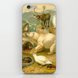 Arctic Wildlife iPhone Skin