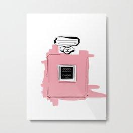 Pink perfume #6 Metal Print