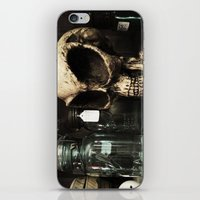 antique iPhone & iPod Skins featuring antique by jennifersupertramp