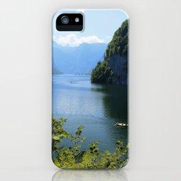 Germany, Malerblick, Koenigssee Lake II iPhone Case