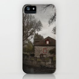 Montreal, Lachine Canal iPhone Case