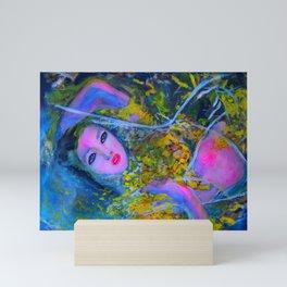 RUSALKA #society6 #decor #buyart Mini Art Print