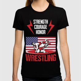 Wrestling Shirt For Brother. Gift Ideas. T-shirt