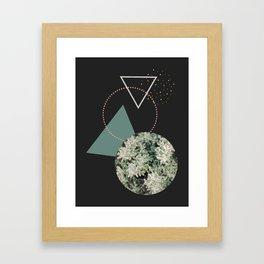 Hello Winter #society6 #decor #winter Framed Art Print