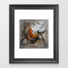 Nr. 648 Framed Art Print