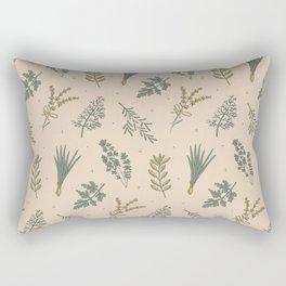 Fresh Herbs Rectangular Pillow