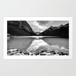 Paysage 45 Art Print