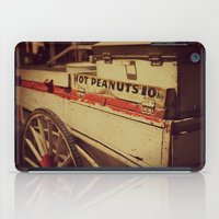 peanuts iPad Cases featuring Vintage Peanuts Cart by KimberosePhotography