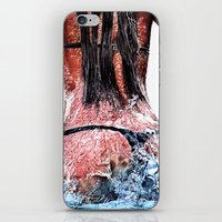 pool iPhone & iPod Skins featuring Pool by Nester Formentera