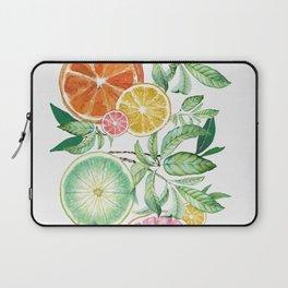 Citrus Fruit Laptop Sleeve