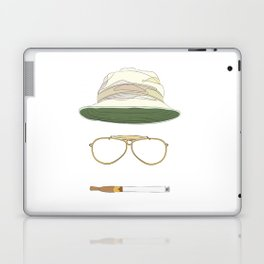 Movie Icons: Fear and Loathing in Las Vegas Laptop & iPad Skin