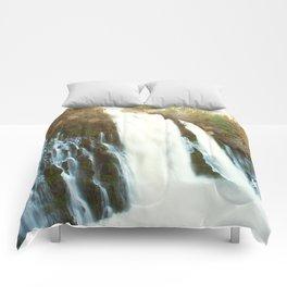 Waterfall of Dreams Comforters