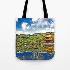 Serenity in Japan Tote Bag