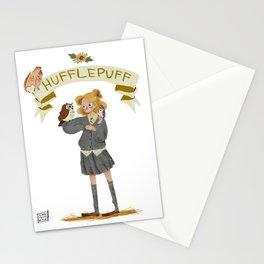 Penelope Sweet, Hufflepuff Stationery Cards
