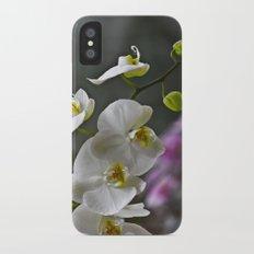 Longing Slim Case iPhone X