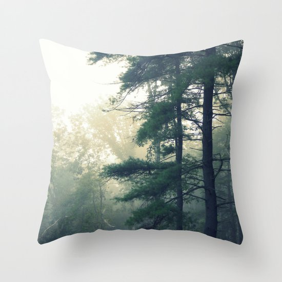 My Escape Throw Pillow