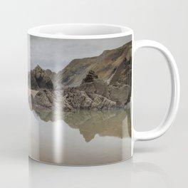 Gower beach reflections Coffee Mug