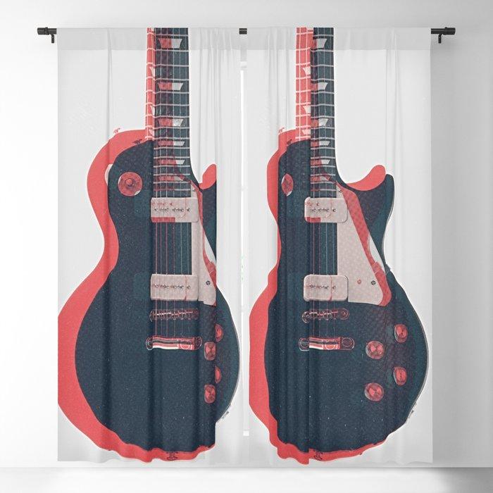 Rock! 01 Blackout Curtain