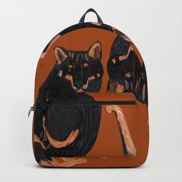 Black dingo (c) 2017 Backpack