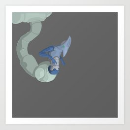 #003 Art Print