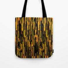 vertical brush orange version Tote Bag