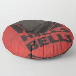 Hells Bells Floor Pillow