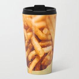 Fries in French Quarter, New Orleans Travel Mug