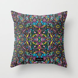 Piccadilly Circus  Throw Pillow