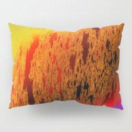 shimmer behind view Pillow Sham