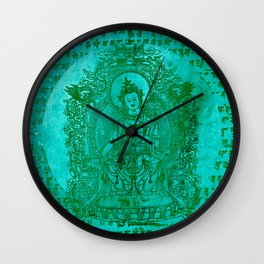 The Enlightened  Wall Clock