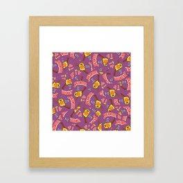 Backwoods Framed Art Print