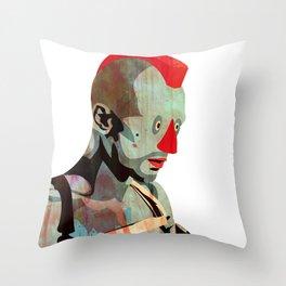 Travis Throw Pillow