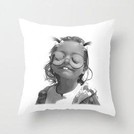 Char-Boogie Bliss Throw Pillow