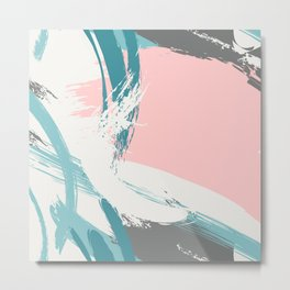 Quiet pastel Metal Print
