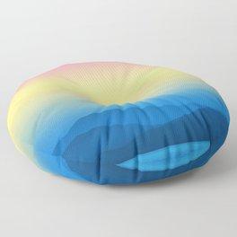 Pan Pride Floor Pillow