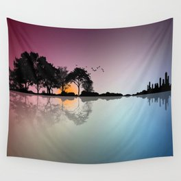 Pritty Nature Wall Tapestry