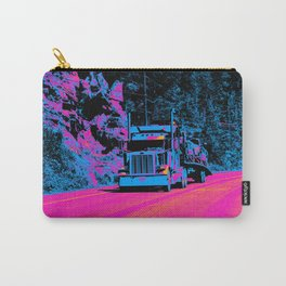 Big Rig Highway Hauler Carry-All Pouch