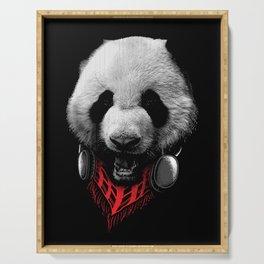 Panda Stylish Serving Tray