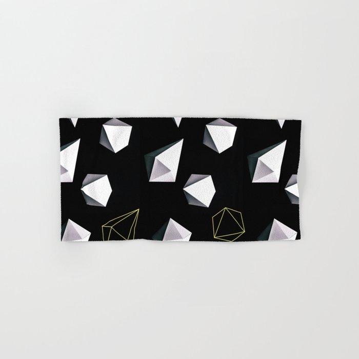 Origami #2 Hand & Bath Towel