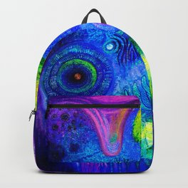 abstract #204 Backpack