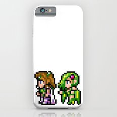 Final Fantasy II - Rosa and Rydia Slim Case iPhone 6s