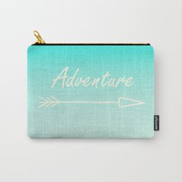 Adventure (this way) Carry-All Pouch