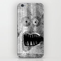 Copy Monster iPhone & iPod Skin