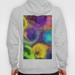 Abstracts in Color No 4, 2019 Hoody