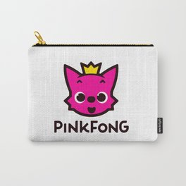 Pink Fong Carry-All Pouch