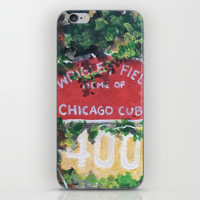 The Friendly Confines iPhone Skin