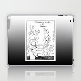Choose a World of Passion / Booth Philosopher Series Laptop & iPad Skin