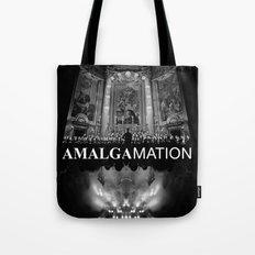 Amalgamation #4 Tote Bag