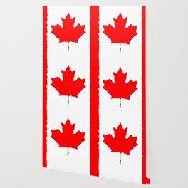 Fancy Flag: Canada Wallpaper