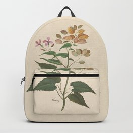 Honesty - botanical Backpack